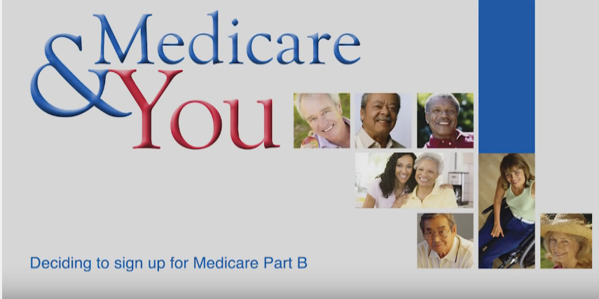 Medicare & You: Deciding to Sign Up for Medicare Part B