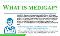 What is Medigap?